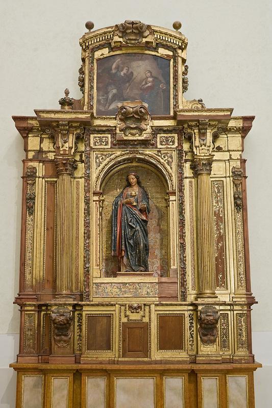 Retablo de Santa María Magdalena de la iglesia de Santa María Magdalena