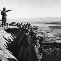 Trincheras de defensa del Cerro de los Ángeles