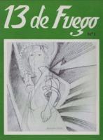 13 de Fuego. Núm 1 - Mayo de 1986