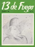 13 de Fuego. Núm 2 - Junio de 1986
