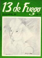 13 de Fuego. Núm 4 - Diciembre de 1986