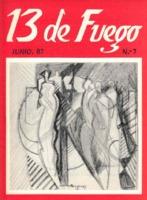 13 de Fuego. Núm 7 - Junio de 1987