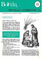 Boletín de Intelsa. Núm. 13 - Noviembre/Diciembre-1974