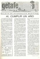 Boletín Municipal Núm. 7 - Julio 1975