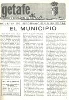 Boletín Municipal Núm. 8 - Agosto 1975