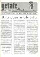 Boletín Municipal Núm. 10 - Octubre 1975