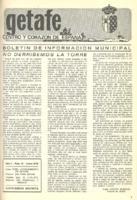 Boletín Municipal Núm. 13 - Enero 1976