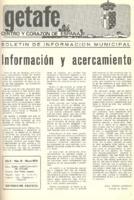 Boletín Municipal Núm. 15 - Marzo 1976