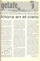 Boletín Municipal Núm. 17 - Mayo 1976