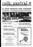 Calle Madrid Núm. 10 - Febrero 1981