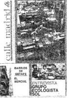 Calle Madrid Núm. 32 - Marzo 1984