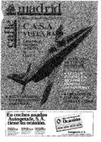 Calle Madrid Núm. 35 - Julio 1984