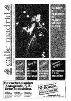 Calle Madrid Núm. 36 - Septiembre 1984