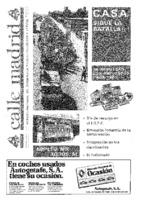 Calle Madrid Núm. 37 - Octubre 1984