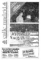 Calle Madrid Núm. 39 -Diciembre 1984