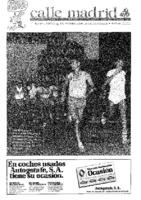 Calle Madrid Núm. 40 - Enero 1985