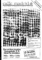 Calle Madrid Núm. 43 - Mayo 1985