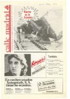 Calle Madrid Núm. 44 - Junio 1985