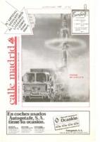 Calle Madrid Núm. 45 - Septiembre 1985