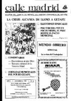 Calle Madrid Núm. 8 - Diciembre 1980