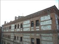 Convento de las Carmelitas Descalzas. Impactos en el exterior