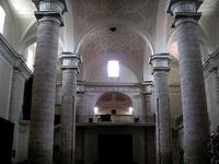 Coro de la iglesia de Santa María Magdalena