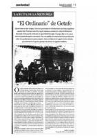 El Ordinario de Getafe