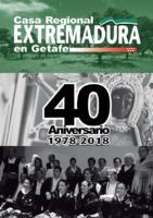 Extremadura. Núm. Extra - Septiembre de 2018