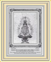 Cuadro de la Virgen de los Ángeles