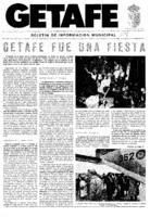 Getafe. Núm. 05 - Agosto-1980