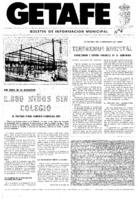Getafe. Núm. 06 - Octubre-1980