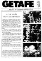 Getafe. Núm. 11 - Marzo-1981