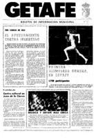 Getafe. Núm. 12 - Mayo-1981
