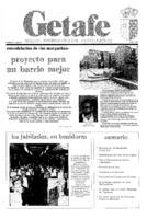 Getafe. Núm. 15 - Octubre-1981