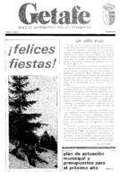 Getafe. Núm. 17 - Diciembre-1981