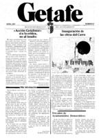 Getafe. Núm. 20 - Abril-1982
