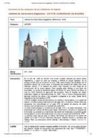 Campanas de la Catedral de Santa María Magdalena
