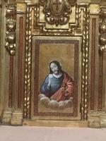 Jesús con una Hostia Consagrada