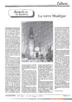 La Torre Mudéjar