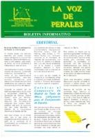 La Voz de Perales. Núm. 03 - Abril-1993