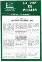 La Voz de Perales. Núm. 06 - Agosto-1993