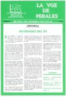 La Voz de Perales. Núm. 10 - Enero-1994