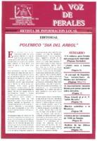 La Voz de Perales. Núm. 11 - Febrero-1994