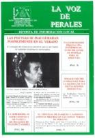 La Voz de Perales. Núm. 15 - Marzo-1995