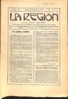 La Región. Núm. 33 - 15-abril-1915
