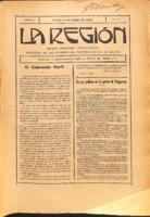 La Región. Núm. 37 - 15-junio-1915