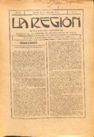 La Región. Núm. 38 - 30-junio-1915