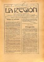 La Región. Núm. 46 - 31-octubre-1915