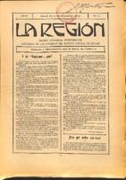 La Región. Núm. 49 - 15-diciembre-1915