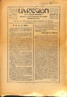 La Región. Núm. 51 - 15-enero-1916
